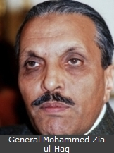 General Muhammad Zia-Ul-Haq
