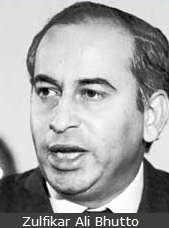 Zulfikar Ali Bhutto