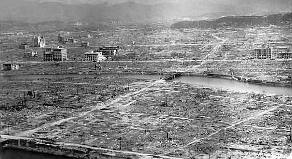 Hiroshima: the original Ground Zero