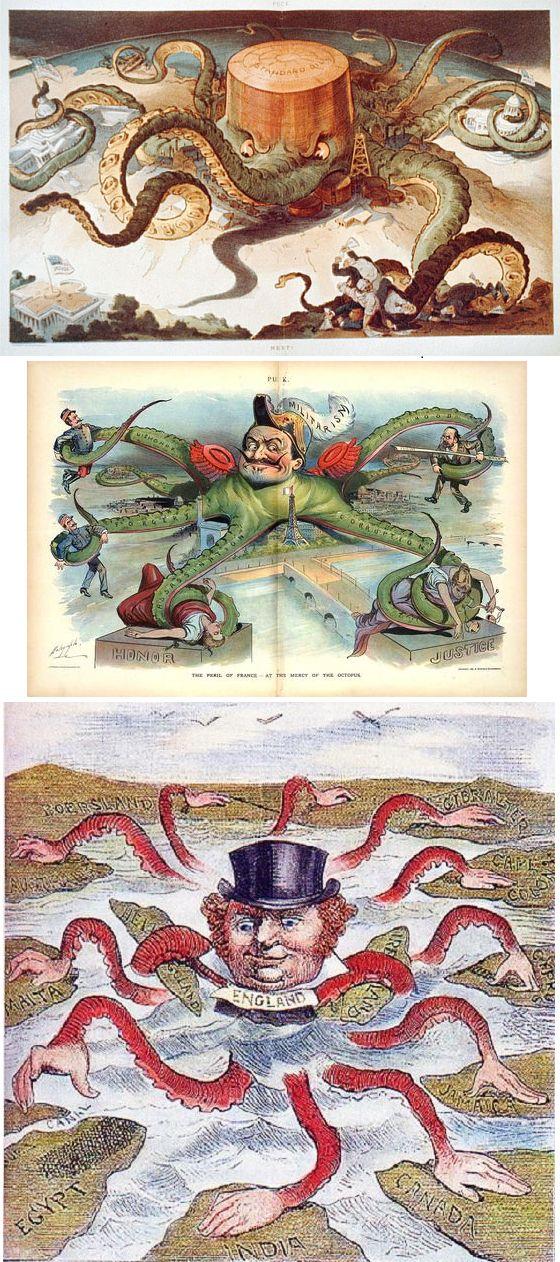 octopus-domination