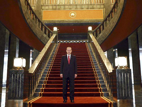 Erdogan-palace