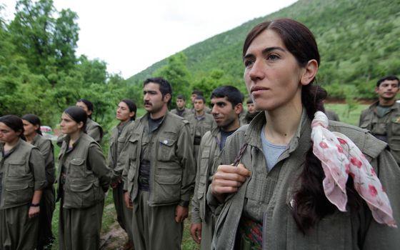 TURKEY-KURDS/IRAQ