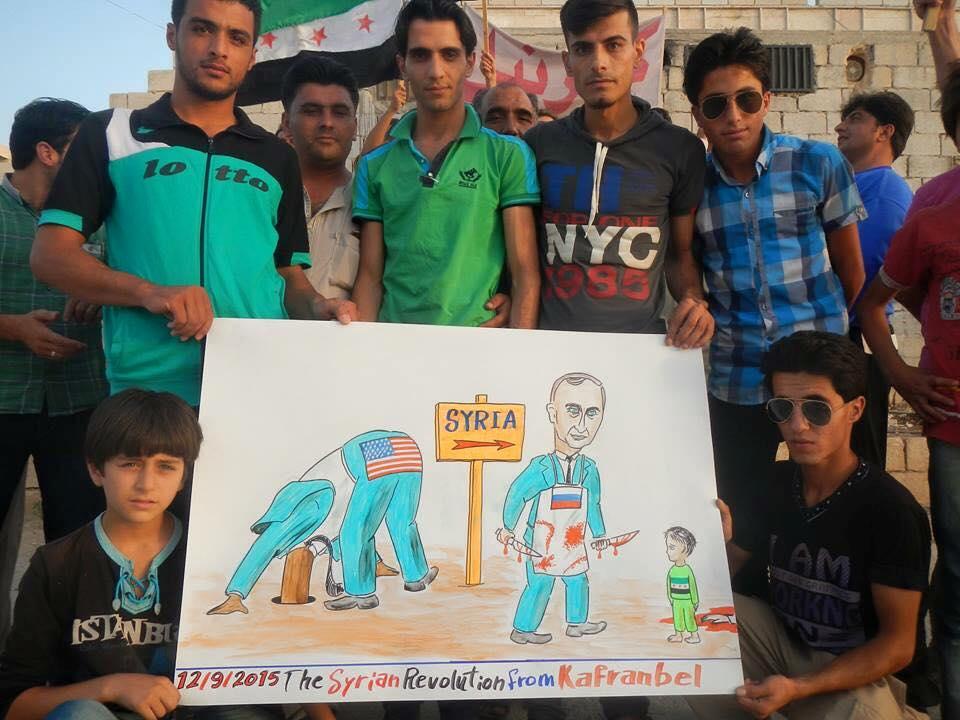 Kafranbel-poster