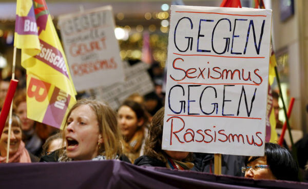 against-sexism-racism
